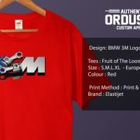 Jual Fruit of The Loom - BMW M3 Logo. Size 2XL Murah