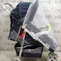 HOT DEAL Creative Baby BS328 Runner 2 3 Wheeler Baby Stroller KADO AN