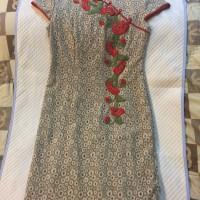 Dress Cheongsam Wanita Votum by Sebastian Gunawan