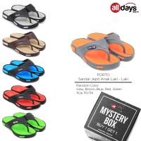 [BUY 1 GET 1] Porto Sandal Jepit Anak Laki-Laki Murah 602 Sise 30-35