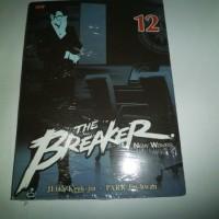 Komik The Breaker New Waves 12 - segel
