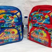 Tas TAYO The Little Bus Tas ransel anak backpack tas sekolah punggung