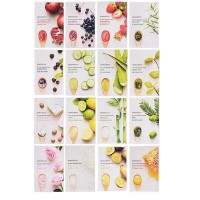 Harga innisfree it s real squeeze mask original jasa titip | WIKIPRICE INDONESIA