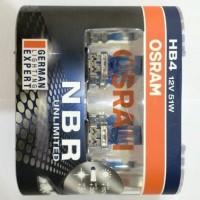 Lampu Mobil Osram Night Breaker Unlimited NBR HB4 ORIGI Original
