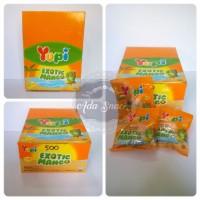 Jual Permen Yupi Exotic Mango Murah