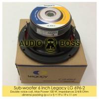 """Speaker Subwoofer 6 inch Legacy LG 696-2 / Subwoofer 6"""" Legacy LG696-2"""