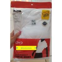 Jual T-Shirt / Kaos Dalam / Oblong RIDER PUTIH / V Neck - Style R222B Murah