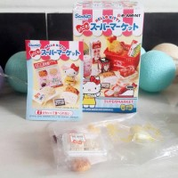 Re-ment Satuan / Ecer Hello Kitty Supermarket, Box No.2