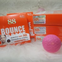 BOUNCE UP PACT VER.88 Powder Cake + Sponge / Bedak Ver88 100% ORIGINAL