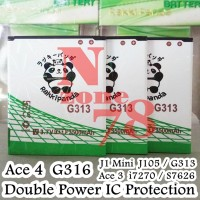 Baterai Rakkipanda For Samsung Ace 4 G316 Ace 3 Double IC Protection