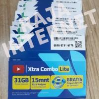 Kartu Perdana Internet XL 31GB
