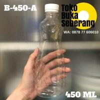 Botol Plastik sunlight 450 ml (A) / Botol Jus / Botol minum /Pet murah