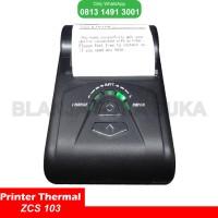 Printer Bluetooth BellaV zcs 103 Support Paytren, I-reap, fast pay dll