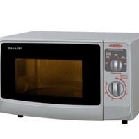 Free Ongkir Jakarta Sharp R222Y Microwave Oven Low Watt Murah