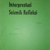 Interpretasi Seismik Refleksi