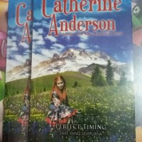 CATHERINE ANDERSON-PERFECT TIMING-SAAT YANG SEMPURNA.