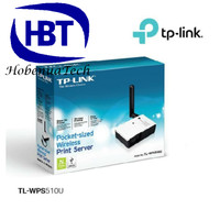 TP-Link TL-WPS510U 150Mbps Pocket-Sized Wireless Print Server