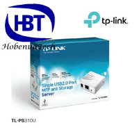 TP-Link TL-PS310U Print Server USB 1-Port MFP & Storage Server