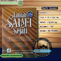 Edisi Revisi - Jadilah Salafi Sejati - Pustaka at Tazkia - Karmedia