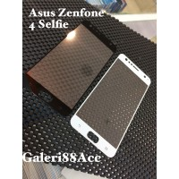 Harga asus zenfone 4 selfie zd553kl full cover tempered glass kaca | WIKIPRICE INDONESIA