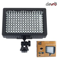Lampu Flash Kamera DSLR - Lightning Kamera - 160 LED - LD-160