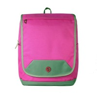 Tas Ransel Laptop Wanita 15 Inch Estilo Warna Pink 720001P