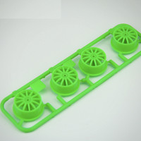 TAMIYA WHEEL LOW PROFILE FIN / PELEK FIN