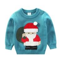 Sweater Anak Bayi Baju Hangat Natal Christmas | Santa Knitwear
