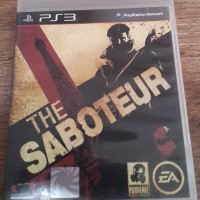 Jual (Sale) BD PS3 THE SABOTEUR - PLAYSTATION PS 3 ORIGINAL MULUS Murah