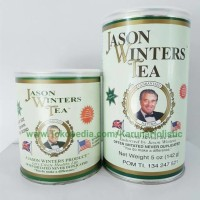 istimewa Jason Winters Tea Herbal 142gram with Chaparral