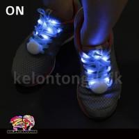 Jual Hot List!! Tali Sepatu Kain Led / Nylon Led Shoelace Best Quality Murah