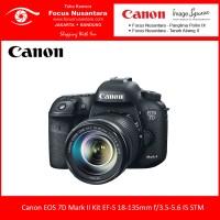 CANON EOS 7D II (G) Kit with EF-S 18-135mm IS USM + W-E1