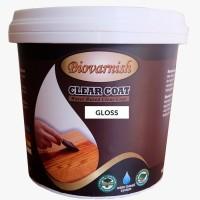 Finishing kayu waterbased biovarnish clearcoat gloss
