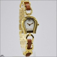 BIG SALE Jam Tangan Wanita Aigner A07232 gold Paling Laris XL-55E Sale
