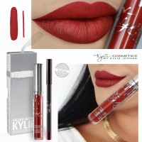 Jual KYLIE COSMETICS HOLIDAY EDITION 2016 LIP KIT IN MERRY Murah
