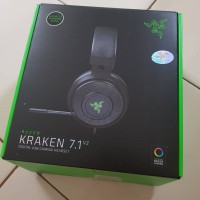 Jual Headset Razer Kraken 7.1 V2  Murah