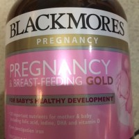 Blackmores Pregnancy and Breastfeeding Gold Multivitamin & Suplemen