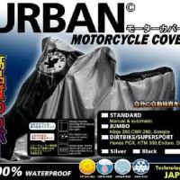 Jual [TERLARIS!] SARUNG / SELIMUT / COVER MOTOR URBAN ORI JUMBO SIZE Murah