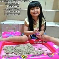 Jual Pasir Kinetik - Jumbo Kinetic Sand - Seru! Melatih Kreatifitas Anak Murah