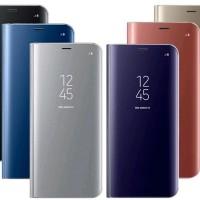 Jual Casing Samsung S8 S8 PLUS TERBARU!! Flip Standing View Mirror Cover Murah