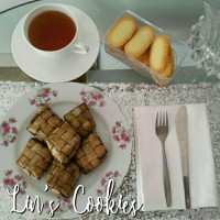 Jual Lidah Kucing / Kue Kering Wysman / Cookies Murah