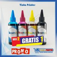 Tinta DYE Printer Canon HP 100ml ONE ink