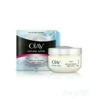 Olay Natural White Rich spf 24 Cream 50 gr