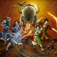 Serial Anime - Avatar: The Legend Of Aang + Korra