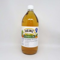 Heinz Apple Cider Vinegar 32 Oz Cuka Apel Original 896 Ml