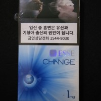 Siap Kirim Rokok Esse Change Import Korea Asli