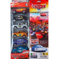 PALING MURAH The Cars Fantasy Sports Mini Racing Pullback Series isi