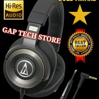 Audio Technica ATH WS1100iS Solid Bass Hi-Res Over-Ear Headphones