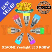 Jual Xiaomi Yeelight LED Smart Light Bulb Smartphone Control Lampu Pintar Murah