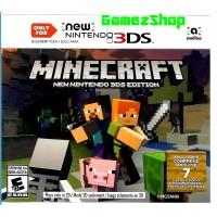 Jual [Nintendo 3DS] Minecraft: New Nintendo 3DS Edition Murah